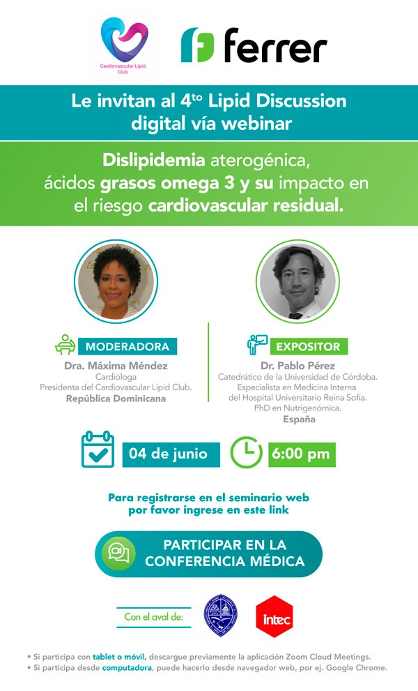Participar en el Lipid Discussion