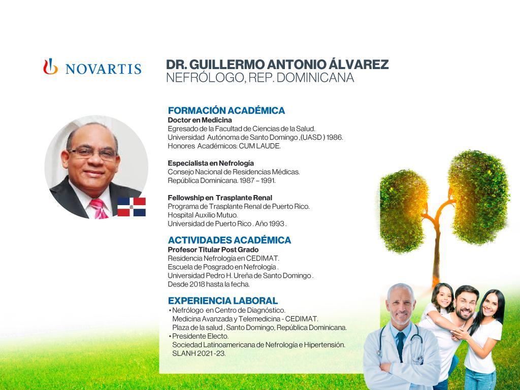 Dr. Guillermo Antonio Álvarez