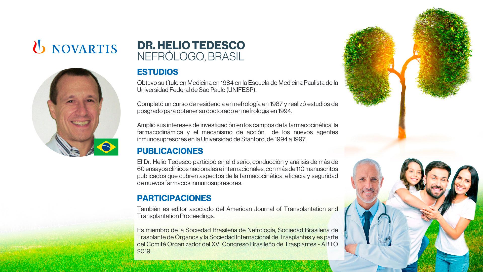 Dr. Helio Tedesco